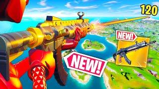 *NEW* WEAPON IS BROKEN!! - Fortnite Funny and Daily Best Moments Ep. 1476