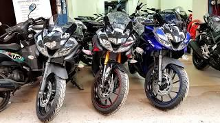 Yamaha R15 ( V3-DD-ABS-Darknight ) Quick overview | view specs,features,price 2020