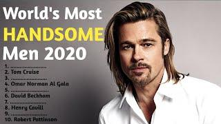 Top 10 Most Handsome Men In The World 2020 ◼ World's Most Handsome