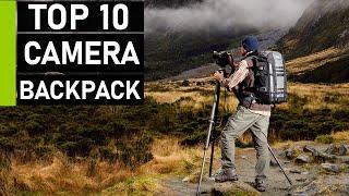 Top 10 Best DSLR Camera Backpack for Photography & Vlogging