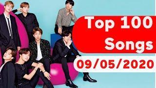 US Top 100 Songs Of The Week (September 5, 2020)