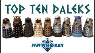 Doctor Who Month: My Top 10 Daleks