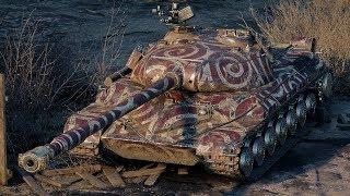 World of Tanks WZ-111 model 5A - 7 Kills 10,1K Damage