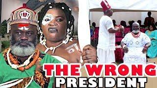 THE WRONG PRESIDENT (HARRY B) - 2020 LATEST NIGERIAN NOLLYWOOD MOVIES