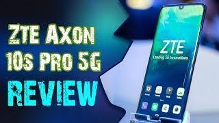 ZTE Axon 10s Pro 5G -Tech Hack | Tech tips | Review | Gadgets | Smartphone | Mobile | Unboxing