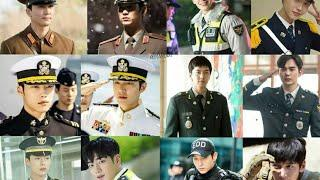 Top 10 Korean Actors who enlisted on military service