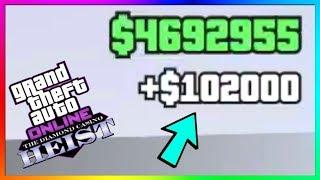 How To Make $102,000 In 2 Minutes in GTA 5 Online | NEW Fast GTA 5 Money Guide/Method