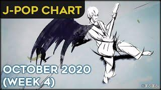 [TOP 100] J-POP CHART - OCTOBER 2020 (WEEK 4)