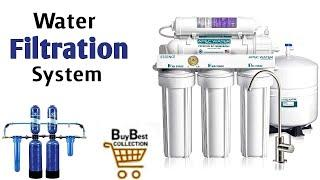 Top 10 Best Water Filtration System 2021