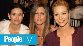 Friends Forever! Jennifer Aniston, Courteney Cox And Lisa Kudrow Reunite For Girls' Night | PeopleTV