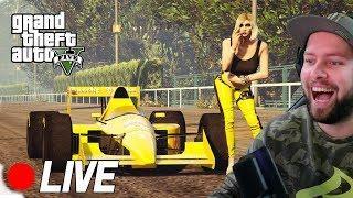 GTA V - F1 RACES EN MEER! (Stream)
