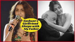 Why Alia Bhatt Hated Sushant Singh Rajput So Much