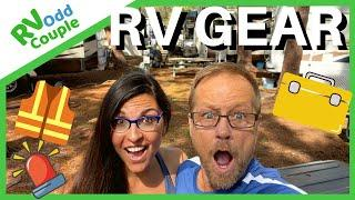 Must Have RV Gear for Beginners | Top 10 RV Gadgets You REALLY Need