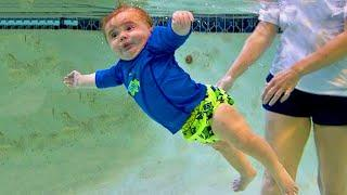 TRY NOT TO LAUGH - Best Funny Fails - Funny Baby Video Compilation 2020