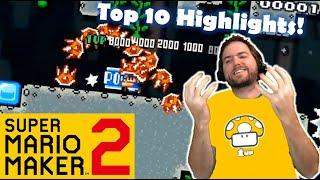 Seventh Month Streaming! Top 10 Proud Moments