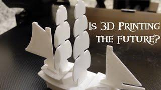 Is 3D Printing the Future of Pirates CSG? | Pirates with Ben Blog #69