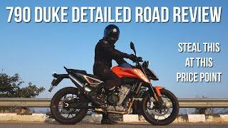 Duke 790 Road Test Review - India