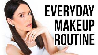 My EVERYDAY Makeup Routine *all-time BEST products*