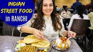 Indian Street Food in RANCHI | One of the oldest restaurant in Ranchi