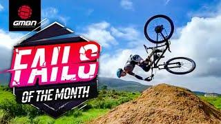 The Craziest Mountain Bike FAILS OF The Month! | GMBN FAILS May 2021