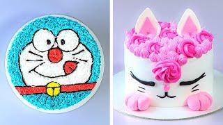 Top 10 Beautiful Birthday Cake Decorating Ideas | Amazing Cake Decorating Tutorials by Yummy Cake