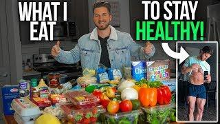My Healthy Grocery Haul | What I Eat to Stay Lean & Healthy