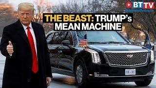 All about Trump's 'Beast', the $1.5 mn Presidential limousine built to protect him