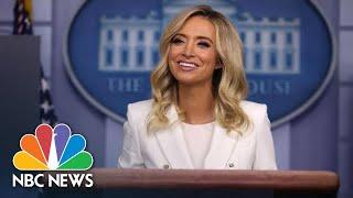 White House Holds Press Briefing: July 9 | NBC News