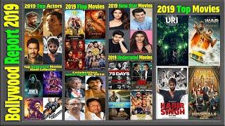 2019 Bollywood Movies Report   Top Highest Grossing Movies List   Bollywood Box Office 2019 Report.