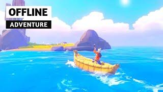 Top 10 OFFLINE Adventure Games For Android & iOS with Good Graphics | Adventure Games High Graphics