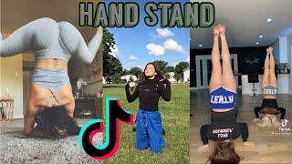 Hand Stand Challenge (Top 10 TikTok Challenge)