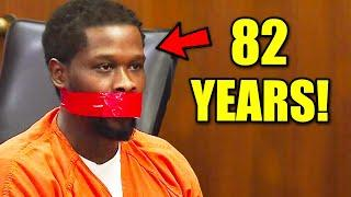 Top 10 KIDS Reacting to LIFE SENTENCES! (Courtroom Freakouts, Guilty Crybabies)