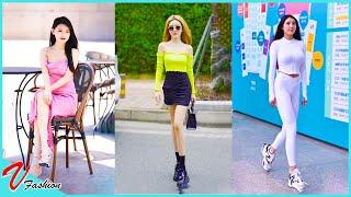 Mejores Street Fashion Tik Tok / Douyin China S04 Ep. 10 | Viable Fashion