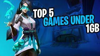 Top 10 Games Under 1GB | HIGH GRAPHIC GAMES | Low-End PC | 2020