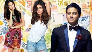 Top 10 Richest Young Celebrities in the Philippines ★ Richest Filipinos 2020