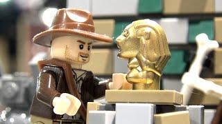 21 Iconic Movie Scenes in LEGO