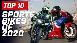 Top 10 Sports Bikes Of 2020   Visordown.com