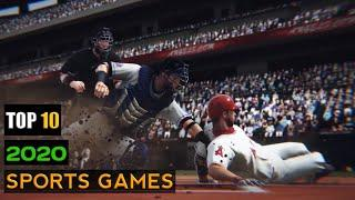 TOP 10 ( SPORTS ) ANDROID & IOS GAMES 2020 | OFFLINE & ONLINE | ULTRA GRAPHICS GAMES | PART 1