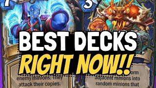 BEST DECKS FOR YOU TO CLIMB THIS SEASON!! (May 2020) | Ashes of Outland | Hearthstone