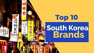 Top 10 Companies in South Korea || 2020