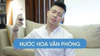 TOP 3 NƯỚC HOA VĂN PHÒNG // BEST OFFICE FRAGRANCES