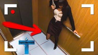 Top 15 Weird Things Caught On Security Cameras And CCTV Footage