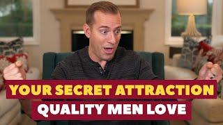 Your SECRET Attraction Quality Men Love   Relationship Advice for Women by Mat Boggs