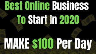 Best Online Business To Start In 2020! (Make Money Online)