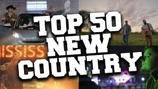 Top New Country Songs August 2021