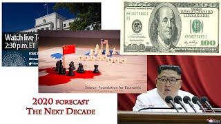 """""""Forecast 2020"""" Gold Closes Above Key Resistance During Last Trading Day of 2019"""