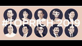 Top 10 người giàu nhất Việt Nam: Phạm Nhật Vượng có tài sản bằng 30 người tiếp theo cộng lại
