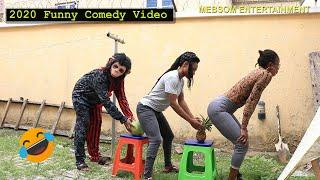 Top New Funny Video 2020_Comedy Videos 2020_Try To Not Laugh_Episode-119_By MEBSOM Entertainment