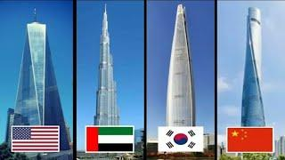 Top 10 Tallest Building In The World 2018 Most AMAZING Skyscrapers In The World!
