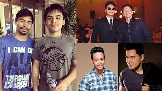 Top 10 Most Handsome Sons Of Filipino Celebrities ★ Filipino Celebrity Kids 2020